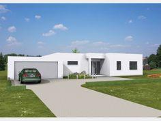 Bauhaus, House Architecture, Deco, Dresden, Recreational Vehicles, Facades, Houses, Patio, My Dream House
