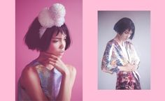 Drive, fashion editorial by Claire Huish