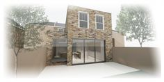 New PAD Project: Putney Home Finished Look - PAD Architects
