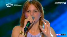 Battiti Live 2013-Manfredonia, Chiara Galiazzo canta: il video