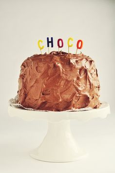 choco choco cake