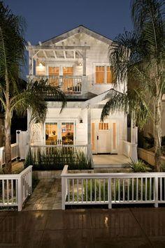 craftsman beach house