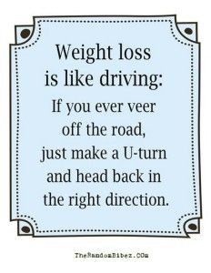 Positive Encouraging Weightloss Quotes Images