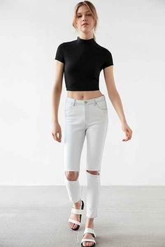 Cheap Monday Leyla Top - Urban Outfitters