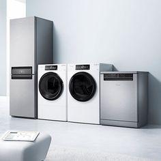 Whirlpool 6th Sense Live washing machine tumble dryer fridge-freezer dishwasher | girlabouttech.com