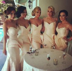Top 2014 Bridesmaid Dress Trends | Wedding Digest Naija