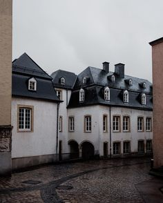 """""""Early morning in Luxembourg. #luxembourg"""""""