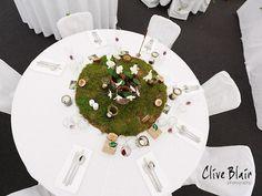Elisabeth   Mark ~ Enchanted Forest Wedding