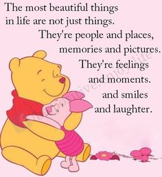Winnie The Pooh Pictures, Cute Winnie The Pooh, Winnie The Pooh Sayings, Pooh And Piglet Quotes, Tao Of Pooh, Card Sayings, Disney Quotes, Disney Friendship Quotes, Pooh Bear