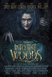 into the woods poster - Google Search