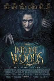 Into the woods.  Caminhos da floresta