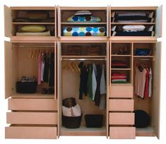 Ikea Closet Systems With Doors Picture