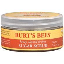Sugar Scrub, Honey, Almond & Shea~ I love a good sugar scrub! #HappyHealthy
