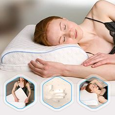 People who have broad shoulder are more likely to suffer from the pain if they sleep in the wrong position. Here are some of the best pillows you checked out and also read the reviews at EliteRest. Shoulder Pain Relief, Neck And Shoulder Pain, Neck Pain, Best Pillows For Sleeping, Contour Pillow, Old Pillows, Side Sleeper Pillow, Comfortable Pillows