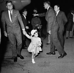 JFK and Caroline