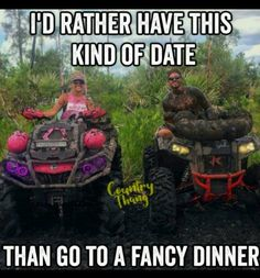 Omgosh i would love this this is the perfect date but I would want the one that he is riding Real Country Girls, Country Girl Life, Country Couples, Country Girl Quotes, Cute N Country, Country Living, Country Style, Country Music, Southern Girl Quotes