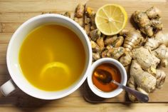 Lemon Ginger Turmeric Tea: A Medicinal Drink To Heal And Prevent Colds And The Flu Turmeric Tea Benefits, Turmeric Drink, Turmeric Recipes, Fresh Turmeric, Cooking With Turmeric, Baking Soda Uses, Ginger Tea, Top Recipes, Healthy Recipes