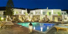 Bellissimo Resort Agios Ioannis Situated along the Bay of Agios Ioannis, Bellissimo features spacious rooms with private verandas or patios. There is a covered, sea-facing terrace and a swimming pool.