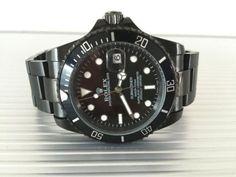 Rolex Wristwatches for Men Black Rolex, Casio Watch, Watches, Men, Accessories, Shopping, Ebay, Wrist Watches, Wristwatches