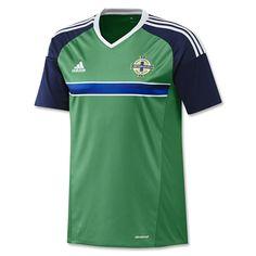 Camisa Seleção Irlanda do Norte - 2016 - Oficial   Northern Irish Team s  Jersey - 2016 74eeb52517db9