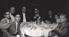 May 12, 1959: Kew-Forest Boys' Banquet: father-son event at school