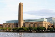 Tate Modern | Museo de arte moderno de Londres | Londres #london #travel #viajar #turismo #sights www.vivelondres.es
