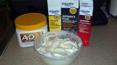 Magic diaper rash cream: Desitin mixed with lotrimin ...
