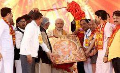 Shri Narendra Modi joined inauguration of 51 Shaktipeeth Pran Pratishtha Mahotsav