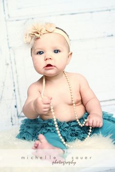 baby pictures ideas 6 months | month | Baby Photo Ideas