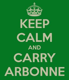 Keep Calm & Carry Arbonne! <3