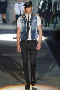 Semana de Moda Masculina de Milão Dsquared2