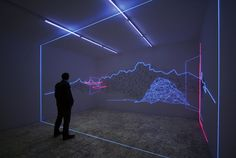 Thread Installations That Look Like They're Straight Out Of Tron