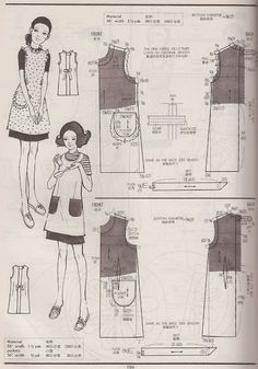 Remnant Gleaning: 1960s and 1970s Japanese aprons