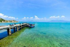 """Vẻ đẹp say lòng người của """"Maldives giữa vịnh Cam Ranh"""""""
