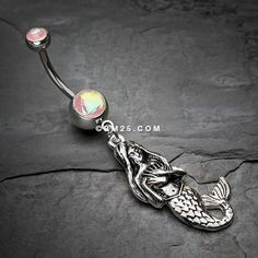 Sleeping with sirens belly button ring