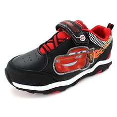 Disney Cars Boys Lighted Sneakers (11 M US Little Kids, B... http://www.amazon.com/dp/B018H3JMNW/ref=cm_sw_r_pi_dp_p7lrxb1NK6A9K