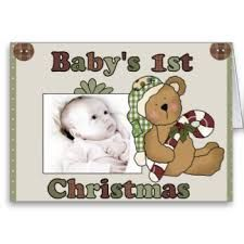 Image result for babys 1st christmas card Baby's First Christmas Card, Babys 1st Christmas, Teddy Bear, Comics, Toys, Animals, Image, Activity Toys, Animaux