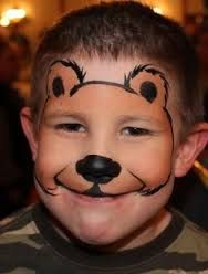 Image result for child face painting