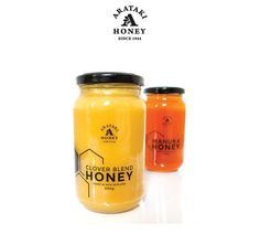 Arataki Honey Packaging on Behance