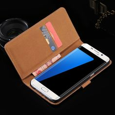 New Luxury Retro Style Real Leather Wallet Case for Samsung Galaxy S4 Mini I9190 Stand Flip. Click visit to buy #FlipCase #case