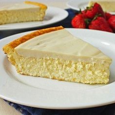 Gluten Free Cheesecake....Oh, Abbi....this is a super easy recipe!!!  We MUST try this one!!