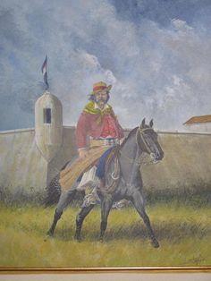 GS - PORTEÑO Y FEDERAL   Gustavo Solari - Arte Criollo