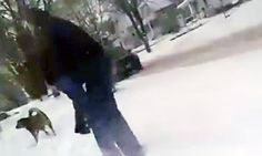 Iowa police released body cam footage of the January incident where a police officer shot and killed...