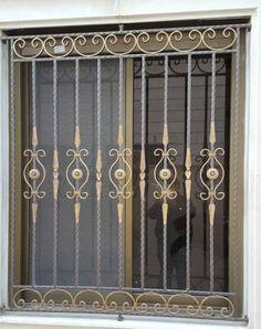 Super Grill Door Design Gates 59 Ideas Source by Window Grill Design Modern, Grill Gate Design, House Window Design, Balcony Grill Design, Steel Gate Design, Iron Gate Design, House Gate Design, Railing Design, Steel Grill Design
