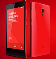 Xiaomi Redmi 1S Phone with 1GB RAM hd display for 7000 Rs - TechWayz