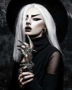 Model: Beatriz Mariano * goth, goth girl, goth fashion, goth makeup, goth beauty, dark beauty, gothic, gothic fashion, gothic beauty, sexy goth,  alternative models, gothicandamazing, gothic and amazing, готы, готическая мода, готические модели, альтернативные модели