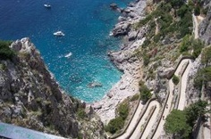 Via Krupp, Island of Capri, Italy Most Romantic Places, Romantic Vacations, Beautiful Places To Visit, Dream Vacations, Isle Of Capri Italy, The Places Youll Go, Places To See, Capri Island, Places In Italy