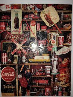 Puzzle Coca Cola en mi casa