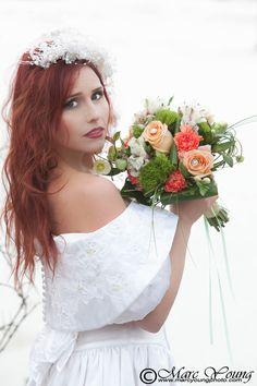 PHOTOSHOOT Wedding dress Concept et photographie :Marc Young Www.marcyoungphoto.com 514-910-8800 Make up artist : Roxane Bergeron Modèle : M C Filion Copyright (c) marc young