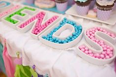 Girly Lego Friends Birthday Party via Kara's Party Ideas | Full of party ideas, printables, recipes, supplies, favors, and more! KarasPartyIdeas.com (35)
